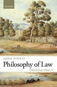 Cover of Philosophy of Law: Collected Essays Volume IV