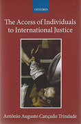 Cover of Access of Individuals to International Justice