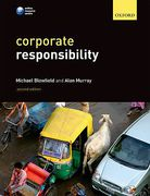 Cover of Corporate Responsibility
