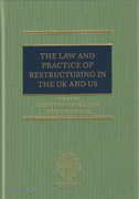 Cover of Law and Practice of Restructuring in the UK and US