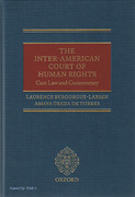 Cover of The Inter-American Court of Human Rights: Case Law and Commentary