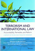 Cover of Terrorism and International Law: Accountability, Remedies and Reform: A Report of the IBA Task Force on Terrorism