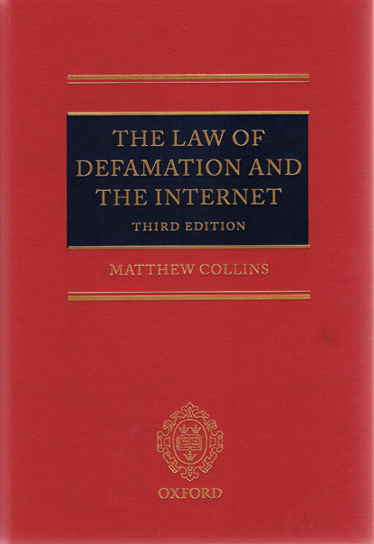 the role of the law of defamation essay The trials of journalists coping with writs and threats over many years have shown that defamation law is a fraught and expensive process  these laws have an important role in protecting.
