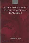 Cover of State Responsibility for International Terrorism