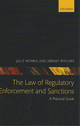 Cover of Law of Regulatory Enforcement and Sanctions: A Practical Guide