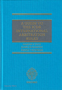 Cover of A Guide to the ICDR International Arbitration Rules