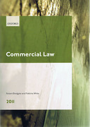 Cover of LPC: Commercial Law 2011