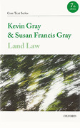 Cover of Core Text: Land Law