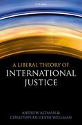 Cover of A Liberal Theory of International Justice
