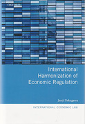 Cover of International Harmonization of Economic Regulation