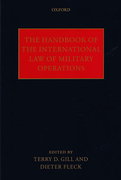 Cover of Handbook of the International Law of Military Operations
