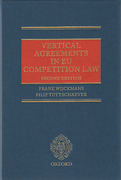 Cover of Vertical Agreements in EU Competition Law