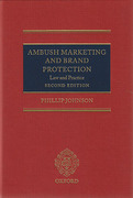 Cover of Ambush Marketing and Brand Protection Law and Practice