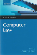 Cover of Computer Law