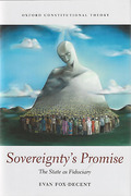 Cover of Sovereignty's Promise: The State as Fiduciary