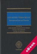 Cover of Counter-Terrorism: International Law and Practice (eBook)