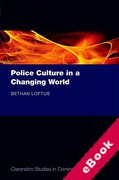 Cover of Police Culture in a Changing World (eBook)