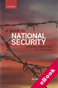 Cover of A Guide to National Security: Threats, Responses and Strategies (eBook)