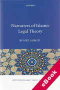 Cover of Narratives of Islamic Legal Theory (eBook)