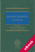 Cover of Islamic Finance: Law and Practice (eBook)