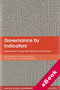 Cover of Governance by Indicators: Global Power Through Classification and Rankings (eBook)