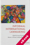 Cover of Informal International Lawmaking (eBook)