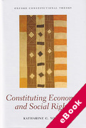 Cover of Constituting Economic and Social Rights (eBook)
