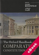 Cover of The Oxford Handbook of Comparative Constitutional Law (eBook)