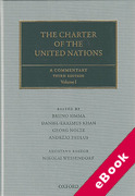 Cover of The Charter of the United Nations: A Commentary (eBook)