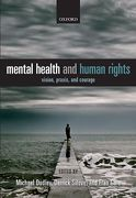 Cover of Mental Health and Human Rights: Vision, Praxis, and Courage