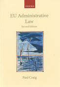 Cover of EU Administrative Law