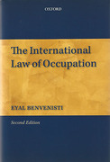 Cover of The International Law of Occupation