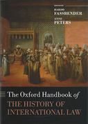 Cover of The Oxford Handbook of the History of International Law