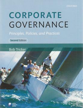 Bob tricker corporate governance pdf