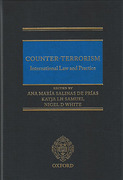 Cover of Counter-Terrorism: International Law and Practice