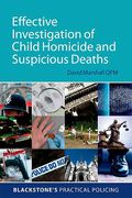 Cover of Effective Investigation of Child Homicide and Suspicious Deaths