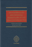 Cover of EU Competition and Internal Market Law in the Healthcare Sector