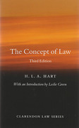 Cover of The Concept of Law