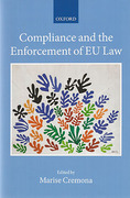 Cover of Compliance and the Enforcement of EU Law