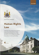 Cover of Law Society of Ireland: Human Rights Law