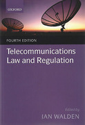 Cover of Telecommunications Law and Regulation