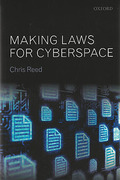 Cover of Making Laws for Cyberspace