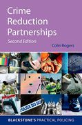 Cover of Crime Reduction Partnerships: A Practical Guide for Police Officers
