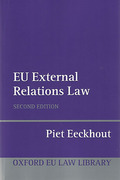Cover of EU External Relations Law