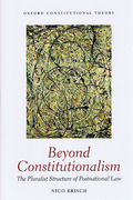 Cover of Beyond Constitutionalism: The Pluralist Structure of Postnational Law