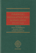 Cover of Financial Regulation and Supervision: A Post-crisis Analysis