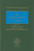 Cover of EU Mediation Law and Practice