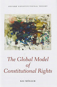 Cover of The Global Model of Constitutional Rights