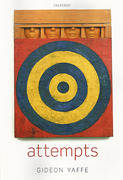 Cover of Attempts: In the Philosophy of Action and the Criminal Law
