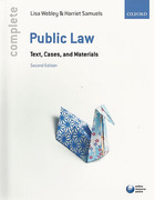 Cover of Complete Public Law: Text, Cases, and Materials